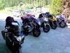 Motorradausfahrt